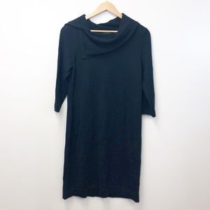 The Limited Black Sweater Dress